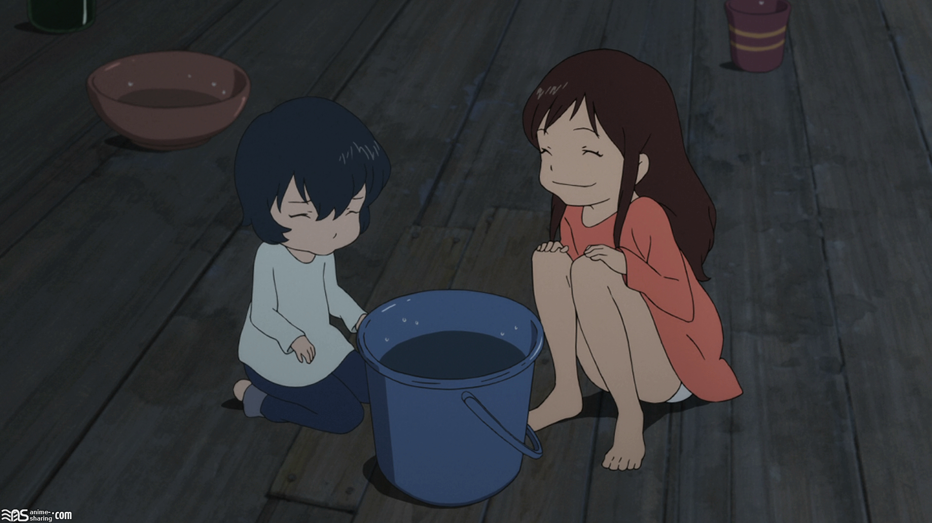 Ookami Kodomo no Ame to Yuki (The Wolf Children Ame and ...